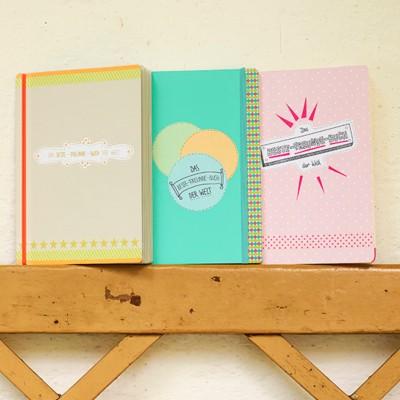 Das Freundschaftsbuch ist fertig