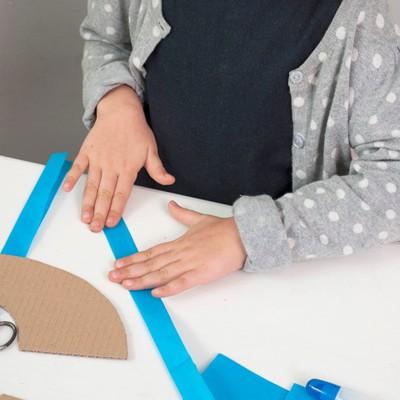 Streifen abschneiden