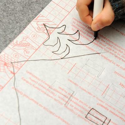 Umrisse zeichnen