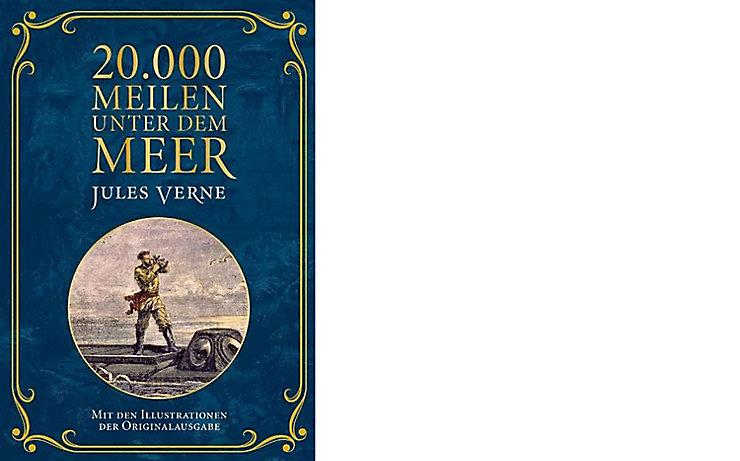Buchcover 20.000 Meilen unter dem Meer