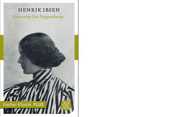 """Buchcover Henrik Ibsen """"Nora oder Ein Puppenheim"""""""