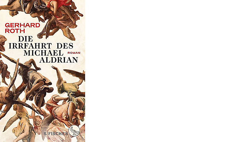 Buchcover Die Irrfahrt des Michael Aldrian