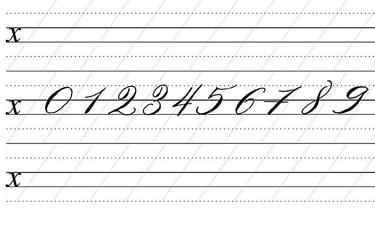 Alphabet & Ziffern
