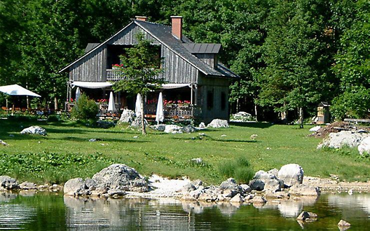 Jagdhaus Seewiese