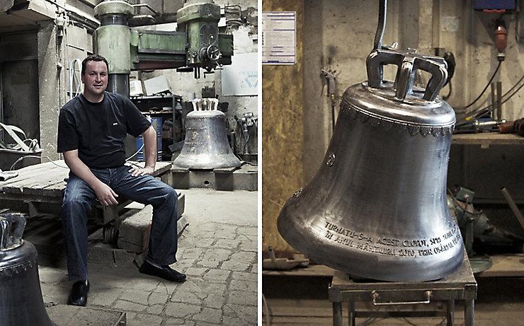 Glockengießer Rudolf Perner