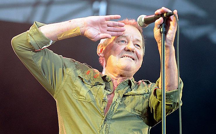 Wolfgang Ambros bei einem seiner unzähligen Live-Auftritte