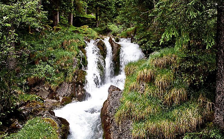 Doser-Wasserfall