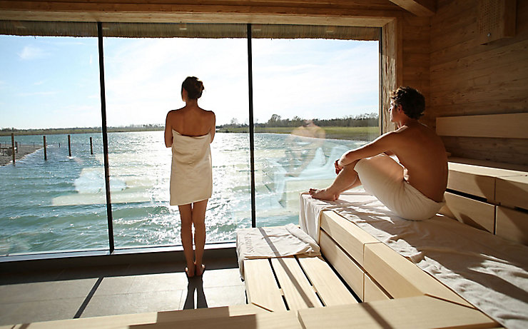 See Sauna St. Martins Therme