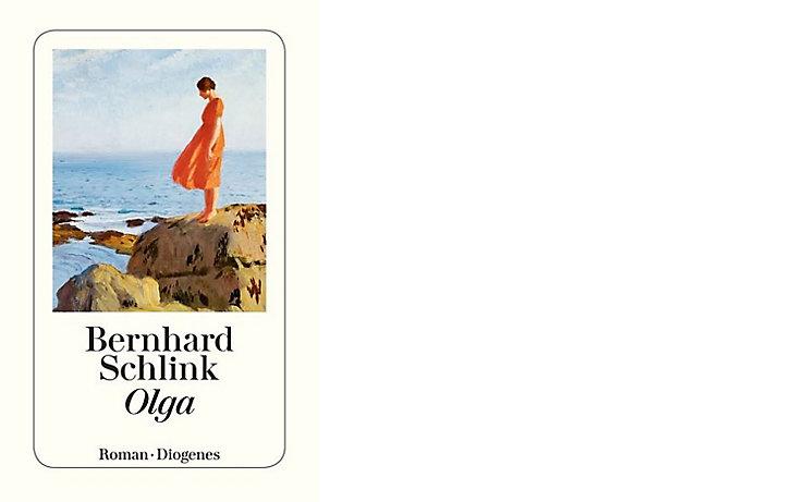 Buchcover Olga
