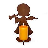 Licht-Engel mit Trompete