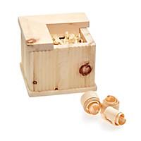 Aromabox aus Zirbenholz