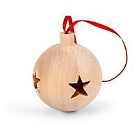 Zirbenkugel Stern