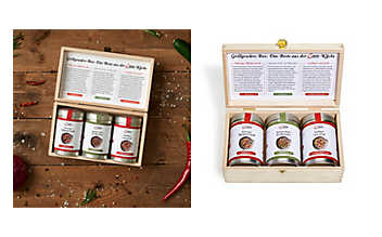 Servus Grillgewürz-Box