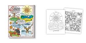 Servus Malbuch Jahreszeiten