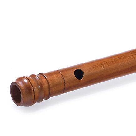 Schwegel aus Zwetschkenholz