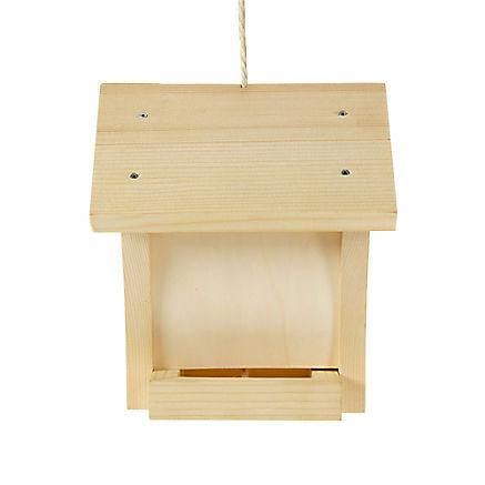 Bastel-Kistl Vogelhäuschen
