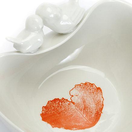Weststeirisches Porzellanschälchen