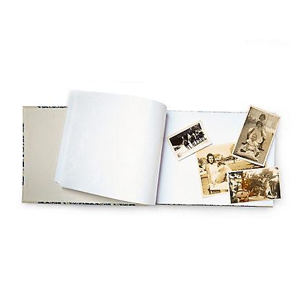 Handgebundenes Fotoalbum