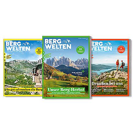 Jahresabo Bergwelten