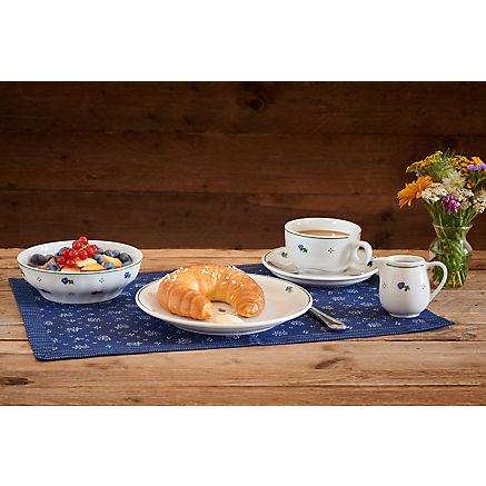 Traditionelle Blaudruck-Tischsets
