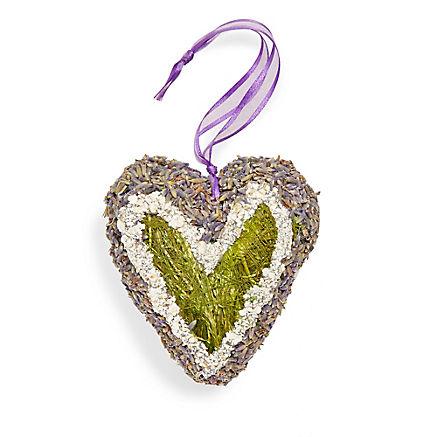Duftendes Dekoherz Lavendel