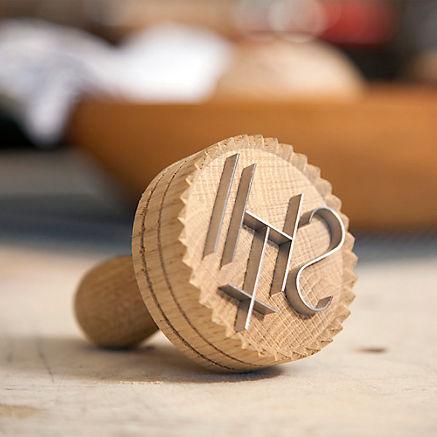 Brotstempel IHS groß
