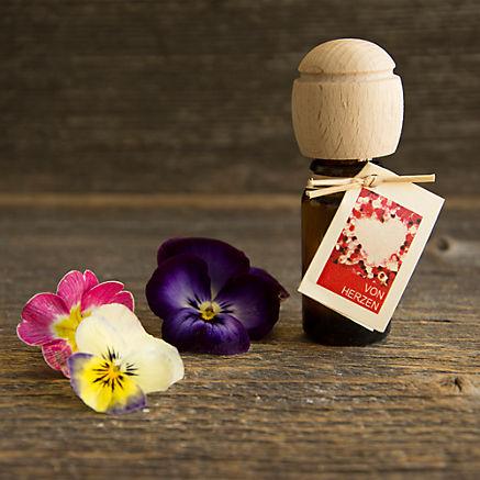 Duftöl Rose & Veilchen
