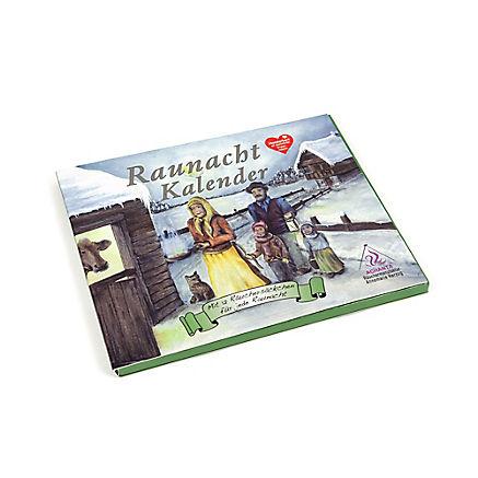 Raunacht-Räucherkalender