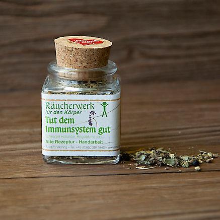 """Räucherwerk """"Immunsystem"""""""