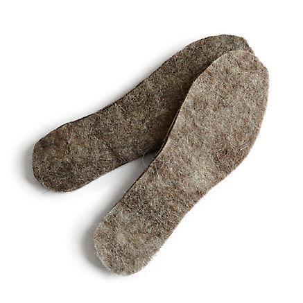 Alpaka Schuheinlagen