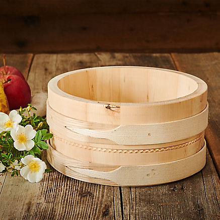 Brenta aus Zirbenholz