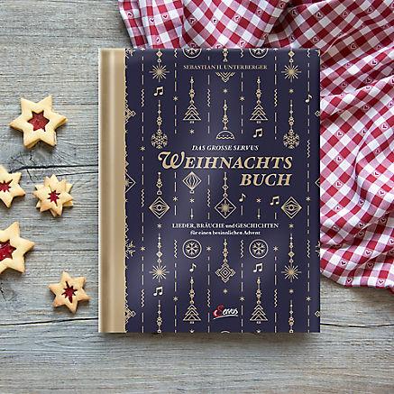 Servus-Weihnachtsbuch