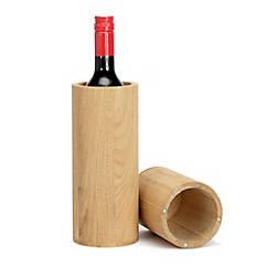 Weinkühler aus Eichenholz