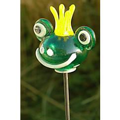 Tiroler Gartenstecker Froschkönig