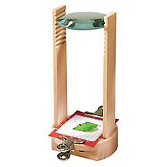 Kinder-Mikroskop aus Holz