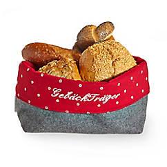 Brotkorb aus Loden