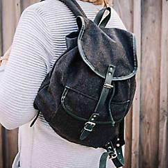 Rucksack aus steirischem Loden