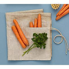 Gemüsetuch aus Leinen