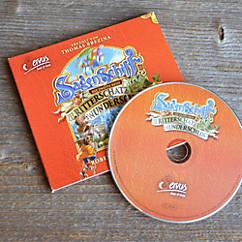 CD Sagenschiff die zweite Reise