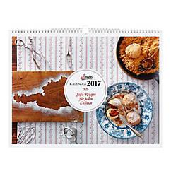 Servus-Kalender Süße Rezepte 2017