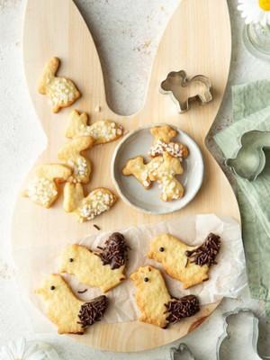Keksausstecher für Ostern