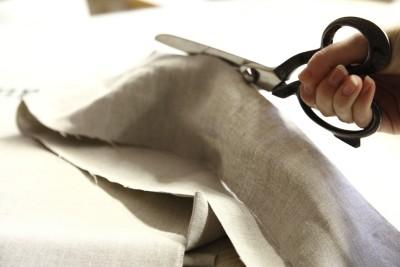 Kissenbezug Feinleinen 80x80 cm