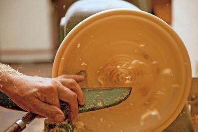 Brotdose aus Zirbe