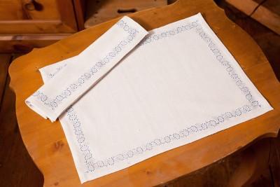 Tischsets Bauernleinen