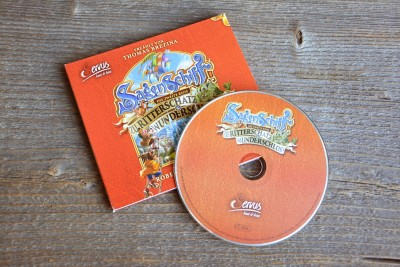 CD Sagenschiff Ritterschatz