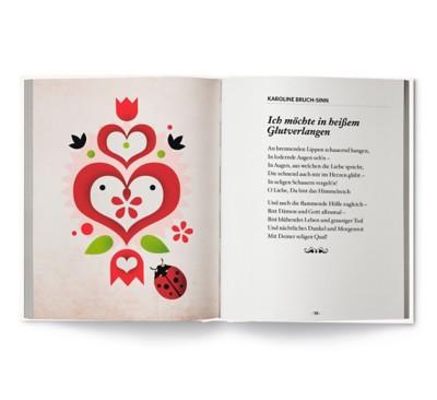 Liebesgedichtsammlung