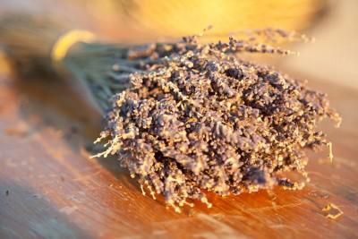 Duftendes Lavendelsäckchen