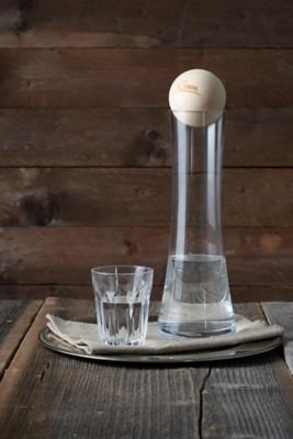 Zirbenkugel für Wasserkrug