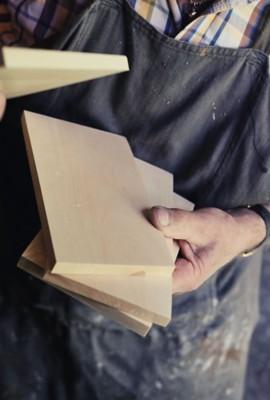 Schneidbrett Elsbeere