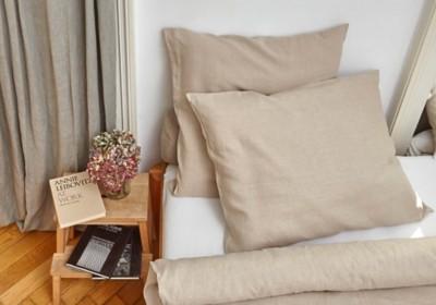 Bettbezug Feinleinen 140x200 cm